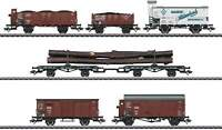 Marklin 46017 Freight Car Set for BR 95, DRG, Ep. II