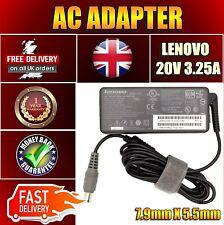 New 20v 3.25 65w Adapter Charger for IBM Lenovo ThinkPad Twist S230u