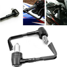 "Brake Clutch Lever Protector Guard Handguard for Motorcycle 22MM 7/8""  Aluminum"