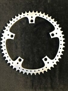 Old School Sugino Mighty Drillium Chainring Vintage  144bcd