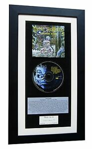 IRON MAIDEN Somewhere In Time CLASSIC CD Album QUALITY FRAMED+FAST GLOBAL SHIP