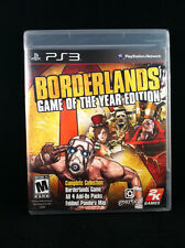 Borderlands: Game of the Year Edition  (PlayStation 3)