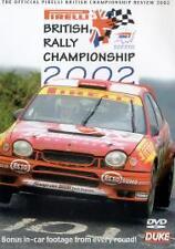 British Rally Championship 2002 - (DVD) (DVD, 2002) BRAND NEW & SEALED COPY