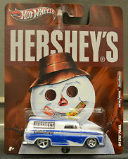 HOT WHEELS HERSHEY'S MINIATURES '64 GMC PANEL REAL RIDERS NEW