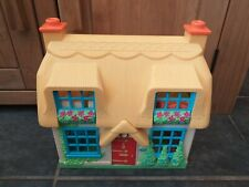 ELC Happyland Rose Cottage Dolls House with Lights and  Sounds