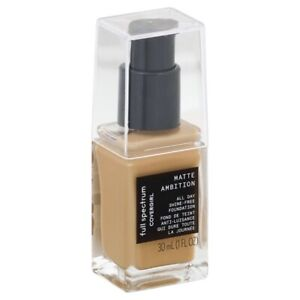 Covergirl Full Spectrum Matte Ambition All Day Foundation - Choose Your Shade