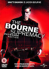 The Bourne Supremacy (DVD, 2007, Extended Edition)