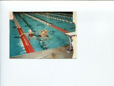 Tracey McFarlane US Olympic Sliver Medal Swimmer Signed Autograph Photo