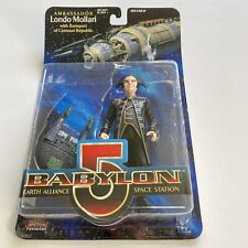 Babylon 5 Ambassador Londo Mollari Action Figure 1997 Exclusive Wb Toy D2
