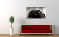 "2011 WHEELS AND MORE MCLAREN A1 CANVAS PRINT POSTER 33.1""x21.4"""