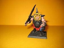 Oger - Ogre - metal Araby Maneater - Arabia Vielfrass aus Metall