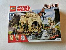 Bâtiments LEGO Star Wars 75208 le Refuge des Yoda
