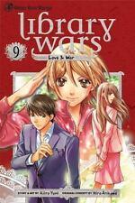 Library Wars: Love & War, Vol. 9, Yumi, Kiiro, Good Condition, Book