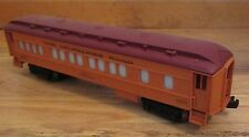LIONEL #9503 THE MILWAUKEE ROAD (CITY OF CHICAGO) PASSENGER CAR