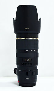 Tamron SP A009 70-200mm f/2.8 VC Di AF USD Lens For Canon