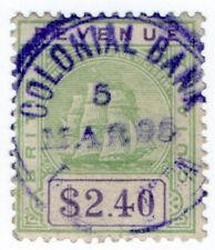 (I.B) British Guiana Revenue : Duty Stamp $2.40