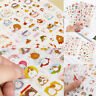 6pcs DIY Diary Scrapbook Kawaii Rabbit Girl Stickers Decal Photo Decor