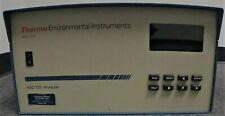 THERMO 48C-CO ANALYZER