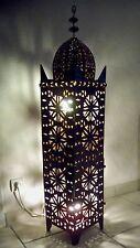 130 cm! Lampe Marocaine lanterne lustre bougeoir bougie applique électrifiée