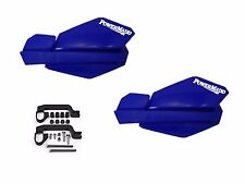 Powermadd Trail Star Hand Guards Handguards Mount Kit Blue Yamaha Dirtbike