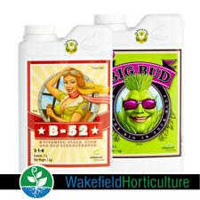 ADVANCED NUTRIENTS BIG BUD 1 LITRE + B52 1 LITRE Flowering