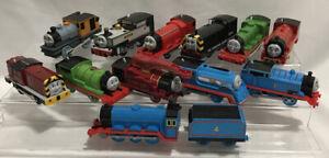 Lot Of Thomas the Train TrackMaster Thomas Motorized Trains