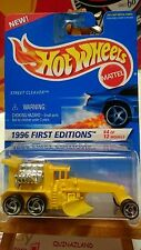 Hot Wheels First Editions Street Cleaver 1996-373 (9972)