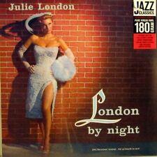 "JULIE LONDON ""LONDON BY NIGHT"" (BRAND NEW! STILL SEALED!) 180 GRAM (MINT!)"
