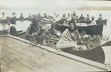 Adirondack RPPC Boats Regatta #2 on Fulton Chain of Lakes, Old Forge, NY