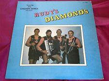 Rare Private Polka LP : Rudy's Diamond's ~ The Chicken Dance ~ ST LP 003 Stereo