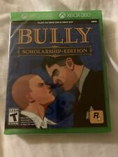 Bully: Scholarship Edition (Xbox One & Xbox 360 Compatitble) Xbox 360 Brand New