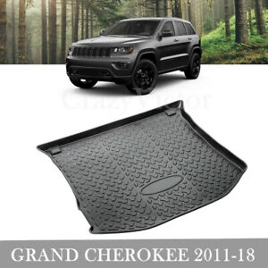 Heavy Duty Cargo Mat Boot Liner Luggage Tray fits Jeep Grand Cherokee 2011-2021
