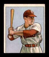 1950 Bowman #31 Del Ennis VGEX X1262613