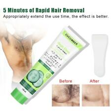 Women Mens Permanent Hair Removal Cream Depilatory Inhibitor Skin Remover Body