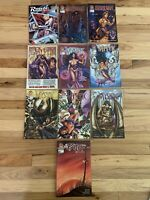 Mystic - Meridian - Route 666 - The Path - CrossGen Comic Book Lot Of 10 Comics