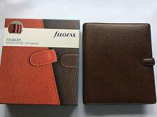 Filofax A5 Finsbury brown