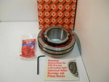 NIB FAG 222S.307 Spherical Roller Bearing - 3.4375 in ID, 180 mm OD, 76 mm Width