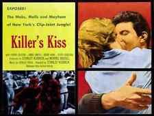 A4 10x8 Brillo Foto Impresión Film Noir cartel asesinos beso 01