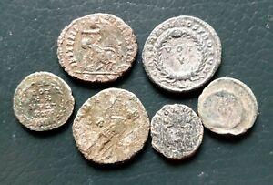 Roman coins large lot