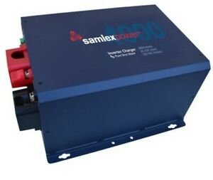 Samlex EVO-4024 4000W 24V Pure Sine Wave Inverter/Charger with remote panel.