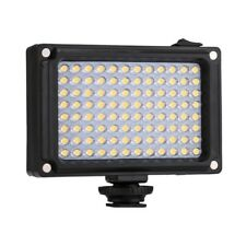 96LED Video Light Photo Camera Hot Shoe Dimmable LED Lamp For Camcorder DV AA95