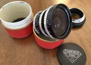 Obiettivo Angenieux Paris 28 mm 3.5 Retrofocus