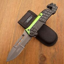 HERBERTZ Rettungsmesser - Einhandmesser - Taschenmesser - Klappmesser -  530512