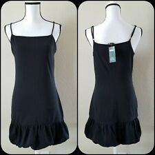 MINI DRESS Size Large*BY WILD FABLE**  *Bottom Flare*Adjustable Straps**NWT**