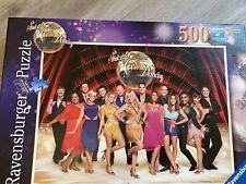 Ravensburger 500 Piece Jigsaw Puzzle - Strictly Come Dancing 2014 Caroline Flack
