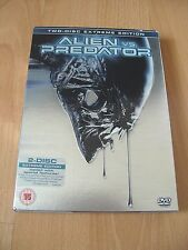Alien Vs. Predator - Two Disc Extreme Edition - Genuine UK Region 2 DVDs
