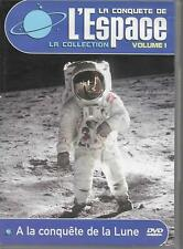 La conquête de l'espace - 1 DVD - MISSION APOLLO 8 - 11 - 17 - NASA Space Center