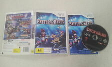 Battle of the Bands Wii Game PAL