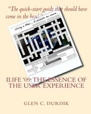 ILife' 09: l'essenza dell'esperienza dell'utente, Durdik 9781449998523 NUOVO-,