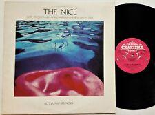 The Nice - Autumn '67-Spring '68 LP 1972 1st UK Press A1/B1 Charisma Pink Scroll